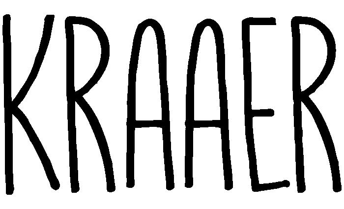 KRAAER Webshop
